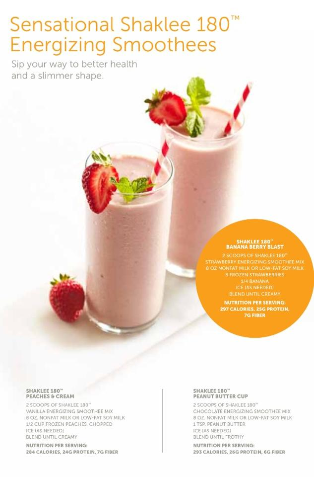 shaklee-smoothies